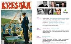 Ehun urte baino gehiago dituen 'Kresala' obra ondo ezagutzeko jardunaldiak