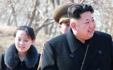 Kim Jong-un abre la frontera para su hermana