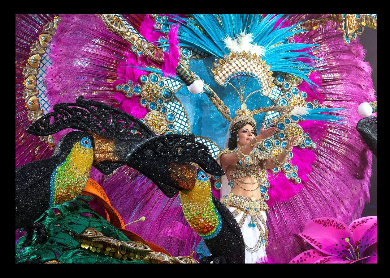Tenerife elige a su Reina del Carnaval