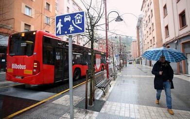 Bilbobus perdió 360.000 usuarios en los primeros ocho meses de vida de la Línea 3