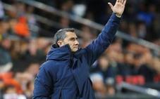 Valverde: «Ya he jugado como visitante una final y no querría repetir»