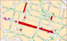 Conoce las restricciones al tráfico en Bilbao este sábado por los Carnavales