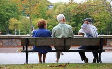 El 25% de los perceptores de la RGI son pensionistas vascos pobres
