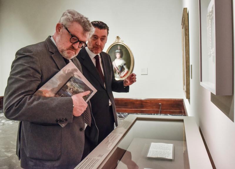 La exposición de Goya llega al Bellas Artes de Bilbao