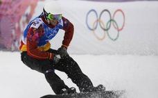 Lucas Eguibar y Regino Hernández, bazas españolas de medalla en el snowboardcross