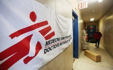 Médicos Sin Fronteras reconoce 24 casos de acoso o abuso sexual en 2017