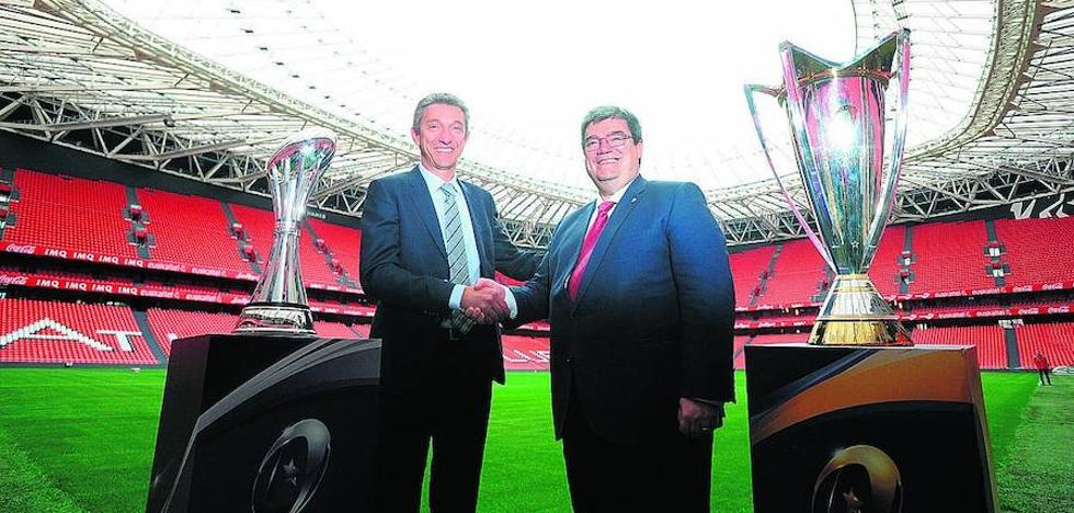 Haro echa las redes en el déficit de camas de Bilbao de cara a la gran cita del rugby