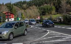 La reforma del principal vial de Lea Artibai en el tramo de Plazakola durará 18 meses