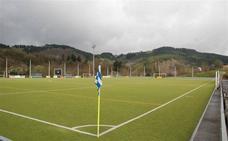 Un árbitro prohíbe utilizar el euskera en el partido de fútbol Idiazabal-Elgoibar