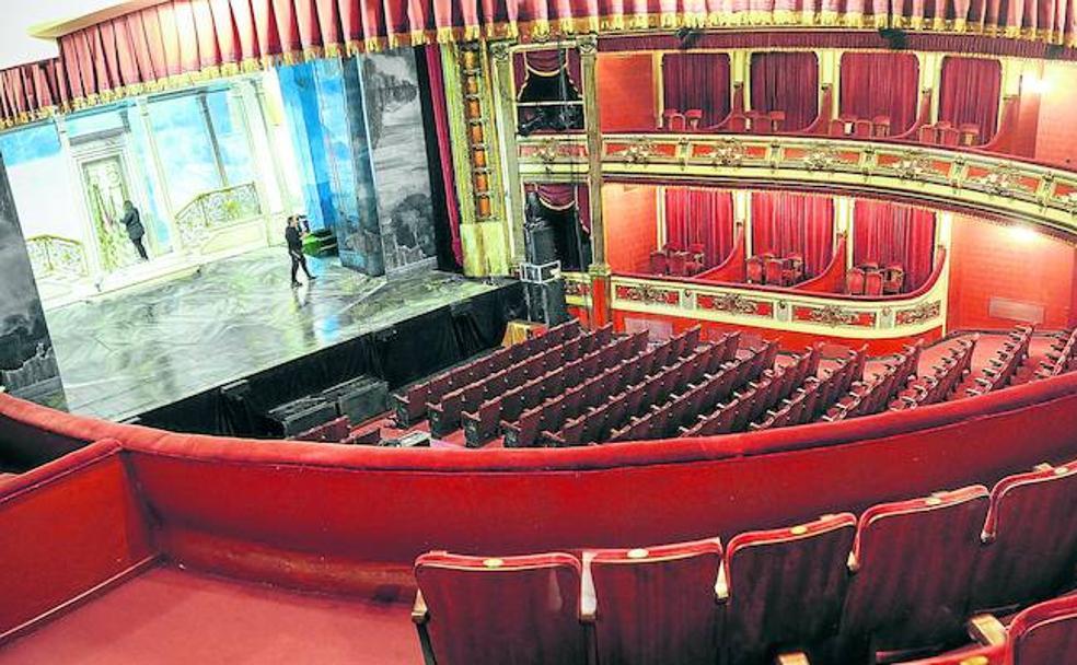 Vitoria Impulsa Por Fin La Reforma Del Teatro Principal En El Año De Su Centenario El Correo