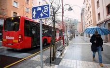 Bilbobus registró casi medio millón de usuarios menos en 2017