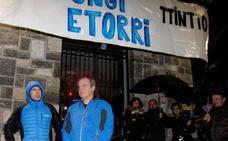 El Gobierno vasco no ve delito en el homenaje a los etarras de Andoain