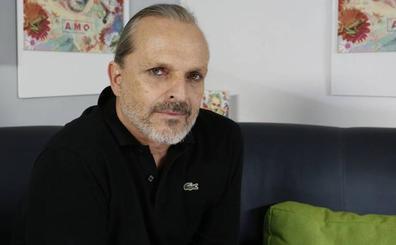 Miguel Bosé deja Oxfam