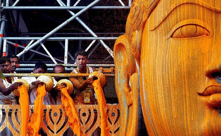 Bahubali, un alma liberada