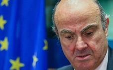 La Eurocámara avala la candidatura de De Guindos para el BCE
