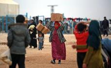Ayuda humanitaria a cambio de sexo en Siria