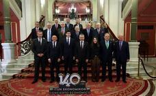 Instituciones y partidos reivindican en Bilbao el Concierto frente a las «descalificaciones oportunistas»