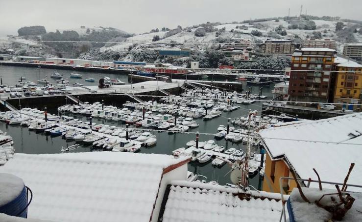 Tus fotos de la nevada en Costa