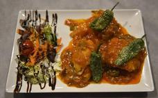 Restaurante Alhóndiga: el menú interminable