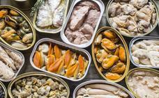 Nutrición, las conservas que más dan la lata