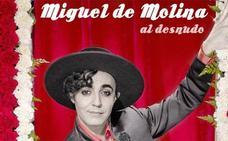 'Miguel de Molina al desnudo' lana, Campos Elíseos Antzokian