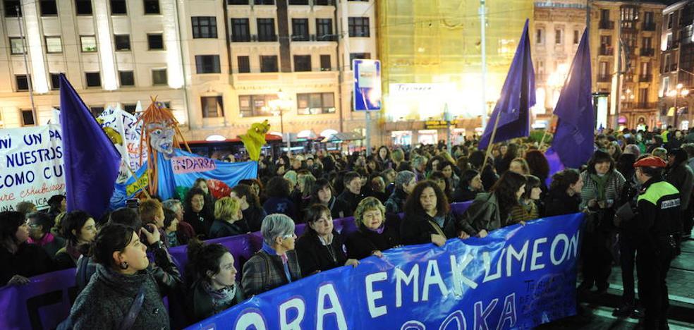 La huelga del 8 de marzo