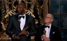 Oscars 2018: Lista de ganadores completa