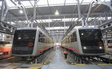 La huelga detendrá mañana uno de cada dos trenes en Metro Bilbao
