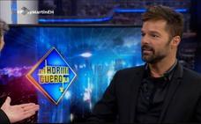 Ricky Martin: «Estuve tres días bañado en sangre»