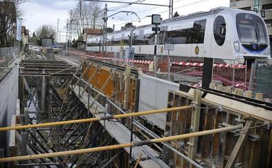 La Línea 3 del metro aumenta un 20% los viajeros en la red de Euskotren en el Txorierri
