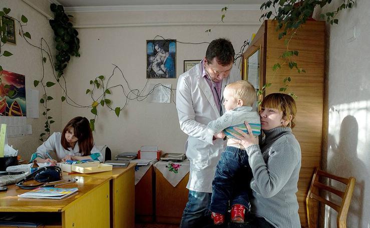La lucha de un médico rural