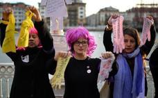 El minuto a minuto de la jornada del 8-M en Euskadi