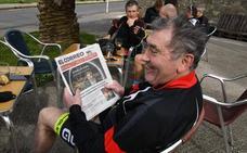 Eddy Merckx: «Nunca me rendía»