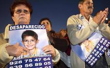 La Audiencia confirma que no hay pruebas de que 'El Rubio' se llevase a Yéremi