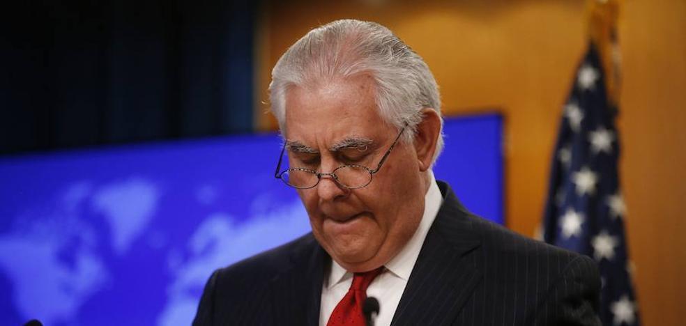 Tillerson se va, Pompeo sube