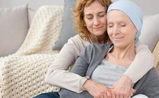 «No hay que dar consejos ni decir 'ánimo' a quien tiene un cáncer sino estar para lo que necesite»