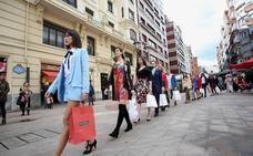 Bilbao celebra el 'Shopping Eguna'