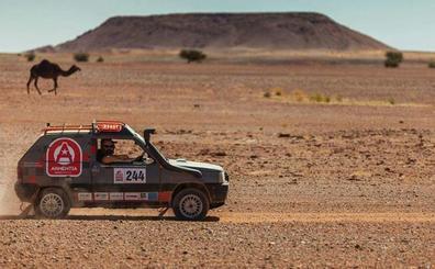 Aventura por el Sahara con triunfo alavés