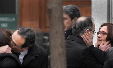 El Parlament se reúne pese al encarcelamiento de Turull y otros cuatro responsables del 'procés'
