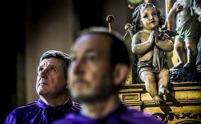 La Dolorosa adelanta la Semana Santa en Vitoria