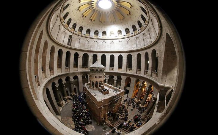 El centro de la cristiandad
