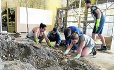 Finaliza la restauración de las zonas más dañadas de Punta Begoña que abrirá su acceso sin reserva previa