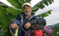Muere Xabier Erro, integrante de la primera expedición vasca que holló el Everest