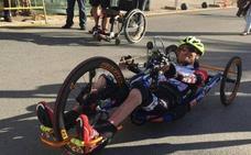 Accidente mortal de un campeón de España de ciclismo adaptado