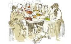 ¿Qué comían los alaveses de la Edad Media?