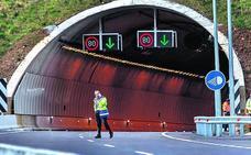 Los túneles de Autzagane se abrirán en abril después de 6 años de obras