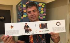 Kepa Junkera presenta hoy en la Plaza Nueva su nuevo disco, 'Fok', por primera vez en Euskadi