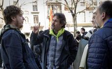 Miles de simpatizantes de la izquierda abertzale reclaman en Pamplona un «proceso soberanista»