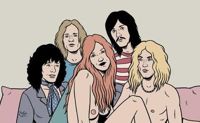 ¿Conoces el erótico incidente de Led Zeppelin y el tiburón? No, porque es mentira (II)