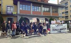 «No nos quieren en Zaldibar», lamentan los dueños de mascotas